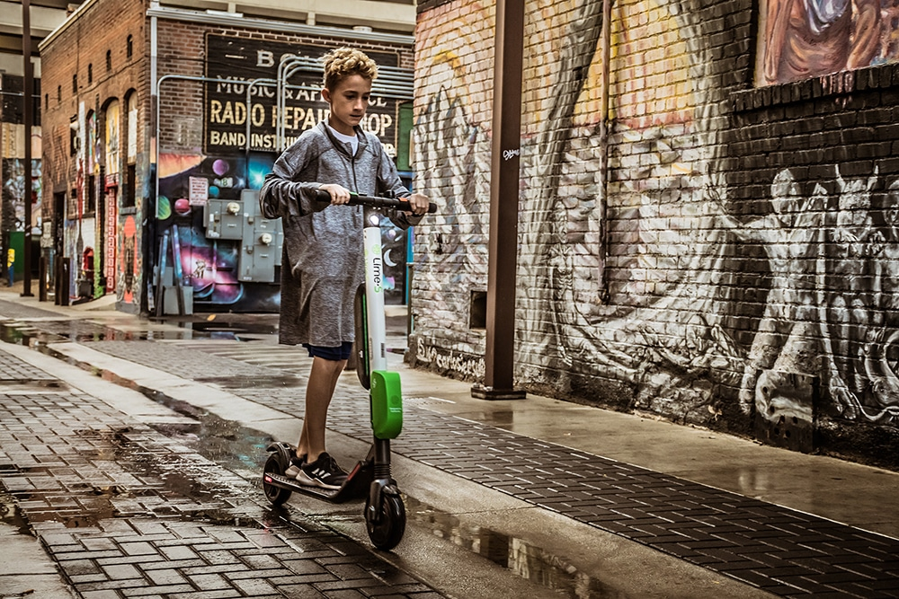 Auto accidents with Electric Scooters, should dangerous electric scooters be street legal
